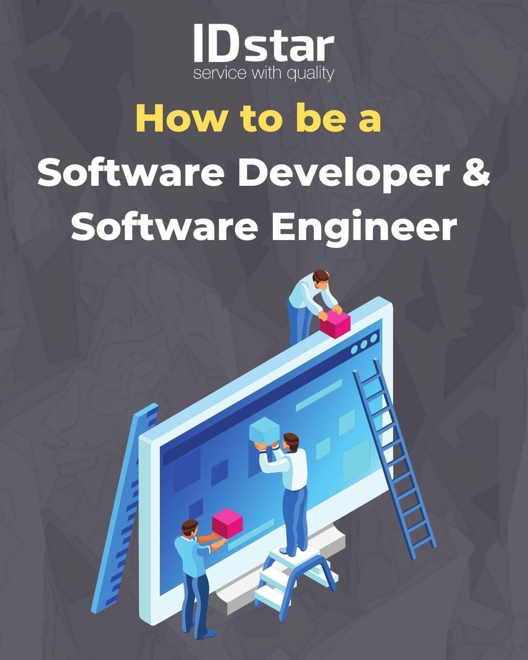 bedanya software developer dan software engineer